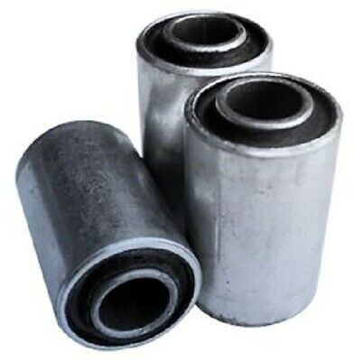 RS Pro FULLY BONDED BUSHES 4Pcs 20mm Overall Length, 10mm ID, 22mm OD