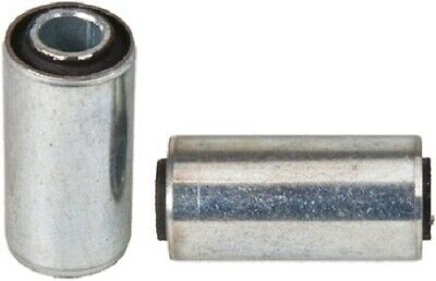 Fibet METAL-TO-RUBBER BONDED BUSHES 4Pcs 23mm Overall Length, 10mm ID, 22mm OD