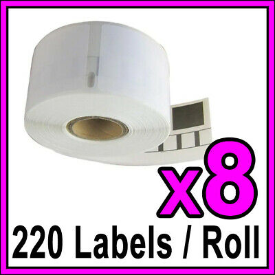 2x Compatible S0722430 B//W 54x101mm 2x220 Label 99014 for Dymo LabelWriter SE450