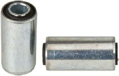 Fibet METAL-TO-RUBBER BONDED BUSHES 4Pcs 42mm Overall Length, 20mm ID, 44mm OD