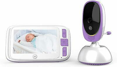 BT Smart Video Baby Monitor with 5 inch screen