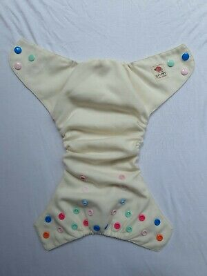 New  Lily's Pupu 100 % Wool nappy cover size os
