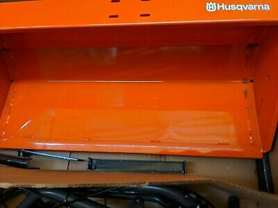 "Husqvarna - 36"" Front End Bucket Scoop - For Riding Mowers - Model 45-04032-669"