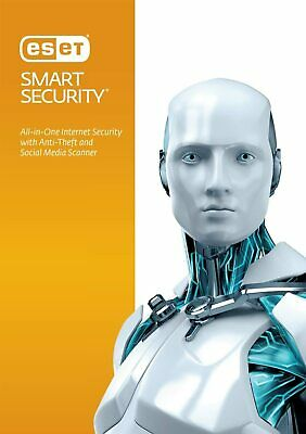 ✅ Eset NOD32 Smart Security 2020  ✅ 3 Devices  ✅  1 Year