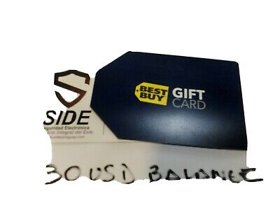 Best buy Gift Card $30 - Email delivery - I ship on time