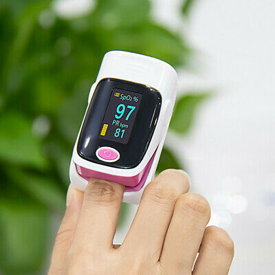 Yonker PULSE OXIMETER - LED -ALARM - GREY COLOUR -***UK STOCK - FAST DESPATCH***