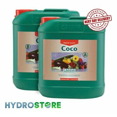 Canna Coco 10l Litre Nutrient A and B