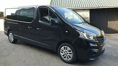 2015 Renault Trafic LL29 Sport M1 Taxi Spec All Certified Wheelchair Access