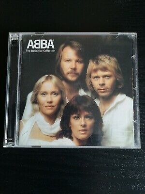ABBA - The Definitive Collection (2002) With Bonus Tracks Gold Greatest Hits