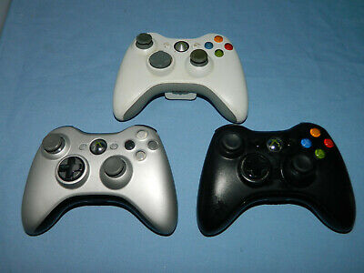 Official Microsoft XBox 360 controller gamepad wireless - FREE POSTAGE UK