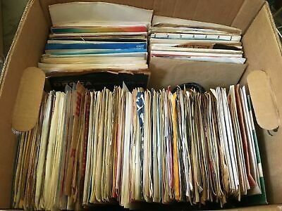 Lot of (50) 45RPM Records - for Jukebox or Your Collection