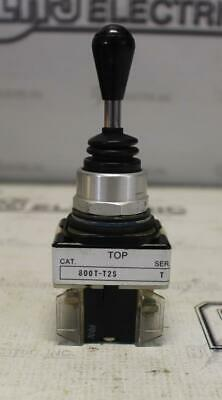 Allen Bradley 800T-T2S 2 Way Selector Toggle Switch