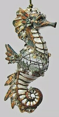 Katherine's Collection Sirens Of The Sea Retired Seahorse Ornament NEW 28-30257