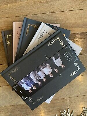 GOT7 - [DYE] Mini Album Ver. E (Photobook + CD)