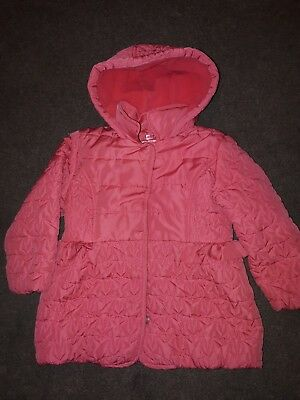 Girls age 2-3 coat MOTHERCARE