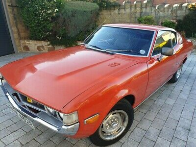 Toyota Celica Ra28 Liftback   1 Owner From New Uk Car  57,000  Service History