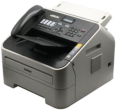 Brother intelliFAX 2840 All-in-One Printer Fax Machine (Page Count 10267)