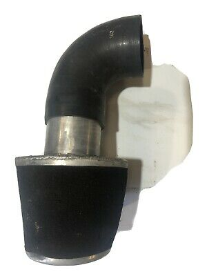 Ford Cosworth 102 mm Inlet Boost Pipe And Cone Filter
