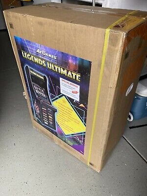 NEW AtGames Legends Ultimate Home Machine Arcade Special Edition w/ 350 Games