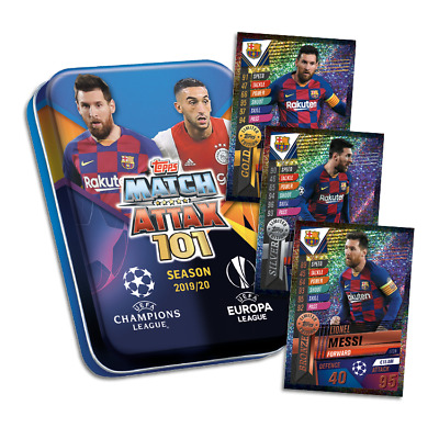 30 Digital Packets incl 1 Limited Edition of your choice 2019//20 Match Attax