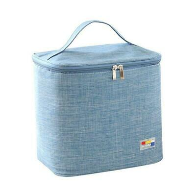 Mummy Breastmilk Cooler Bag Portable Baby Bottles Bag Thermal Insulation Bags e