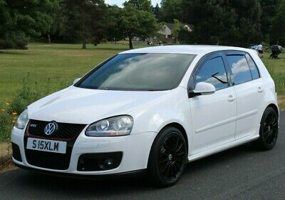 2007 Volkswagen Golf 2.0 TFSI GTI DSG 5dr Candy White Sat Nav Modified APR Tuned