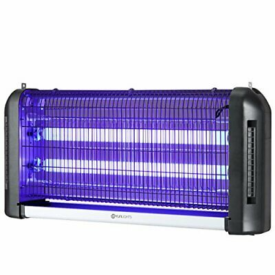 YUNLIGHTS Electronic Bug Zapper, 39W Flying and Insect Mosquito Killer Trap Lamp
