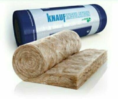Knauf Earthwool Acoustic Roll 13000x(600x2)x50mm 15.6m² - 2400365