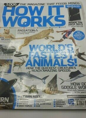 How It Works Magazine - Issue 12 - BRAND NEW