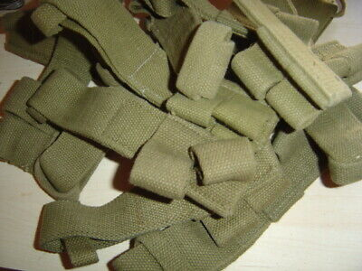 BRITISH ARMY ENFIELD WEB FROGS LOT 1 BID you get 3 FROGS