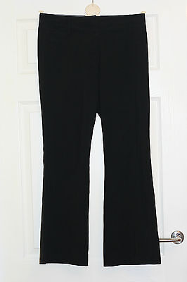Girl's Tammy black trousers, 100% polyester, 158cm (13 yrs approx)