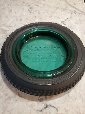1930s Goodrich Silver towns Tire Ashtray