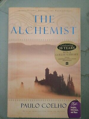 The Alchemist by Paulo Coelho 1998 a wise and inspiring fable