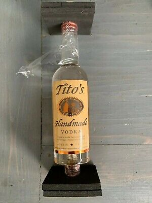Tito's Handmade Vodka Bottle Tap Handle......new!!!!!