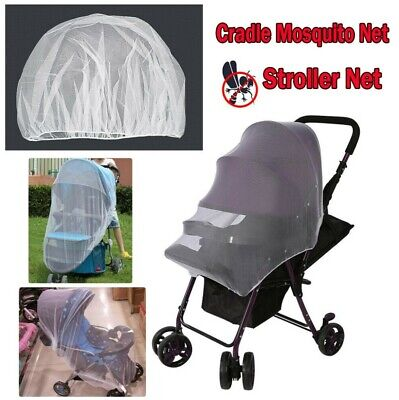 Baby Mosquito Net for Kolcraft stroller infant Bug Protection Insect Cover New
