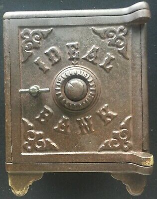 Cast Iron Ideal Bank Combination