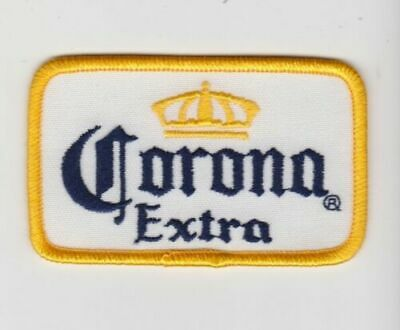 New Corona Extra Beer Embroidered Patch - National Emblem Company