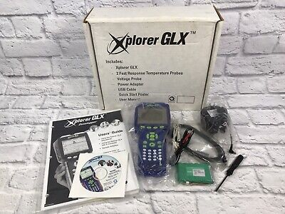 Pasco Pasport Ps-2002 Xplorer Glx Data Graphing Logger Kit