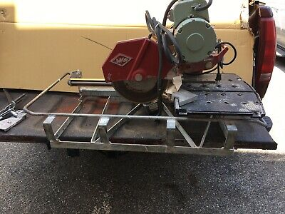 MK 101 Diamond Blade Wet Saw 10' Tile Cutter