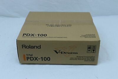 "Roland PDX-100 V Drum 10"" Mesh Head PDX100 VDrum for TD 9 8 105 85 125 120 20 12"