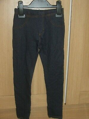 BNWOT ex M & S Denim Style Leggings ages 18 months and 24 months
