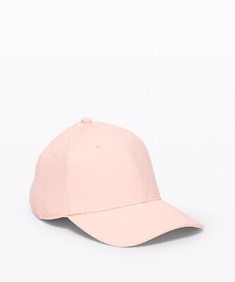LULULEMON Baller Hat One Size Color Butter Pink NEW w/Tags $38