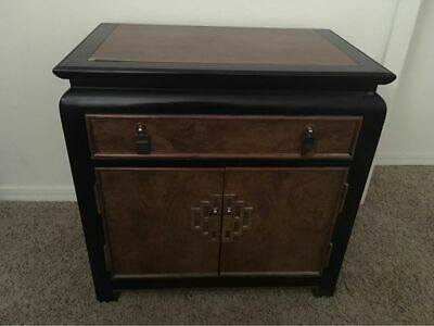 Century Chin Hua Bedside Tables Nightstand Vintage pre-owned