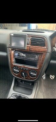 SUBARU IMPREZA NEWAGE WOOD PACK INTERIOR TRIMS 01-04 Models