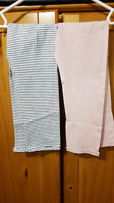 Girls Tights 9-10 Years Pack Of 2 Brand New With Tag