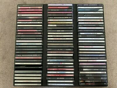 250 CD's many Genre's You Pick which ones you would like, List 1