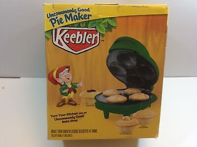 Keebler Pie Maker New In Box Bright Green Uncommonly Good