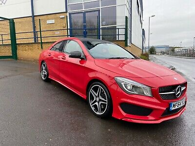 2014 Mercedes Benz cla 220 cdi amg sport, panoramic roof , night package