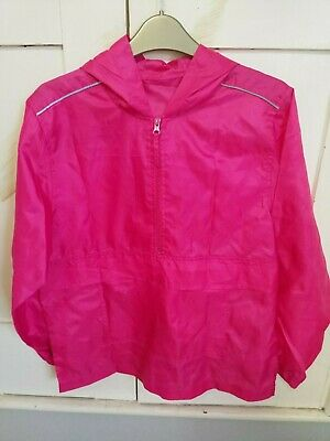 GIRLS RED WATERPROOF JACKET FROM MATALAN SIZE M No Marks Good Condition