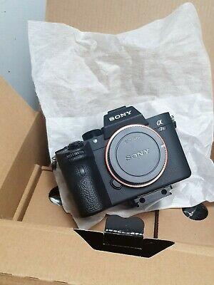 Sony A7 R Iii Camera Boxed And Mint